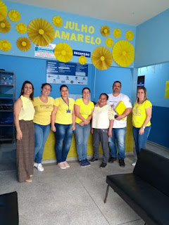 Campanha de Combate a Hepatite C é realizada em Jacupiranga