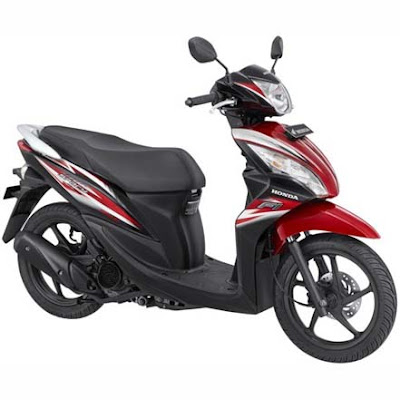 Honda Spacy Helm-In FI