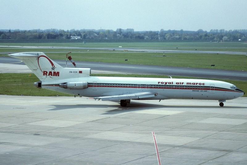 Younes Hayati, Flight 630 Royal Air Maroc (1994)