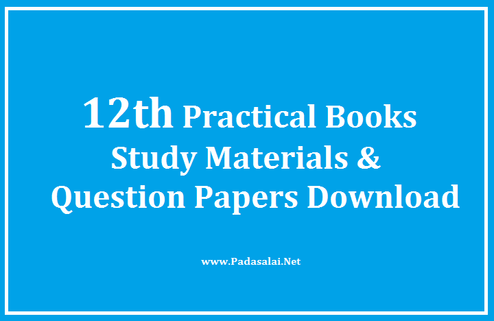 12th Maths Come Book Tamil Medium