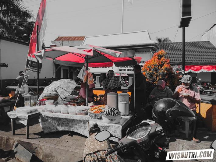 Sego Gablok Tawangmangu