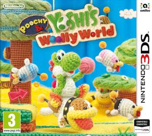 Rom Poochy & Yoshi's Woolly World 3DS