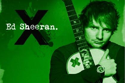 Suara Misterius di Lagu Thinking Out Loud dari Ed Sheeran