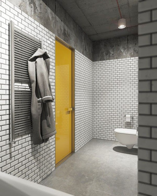 Bathroom Door Design