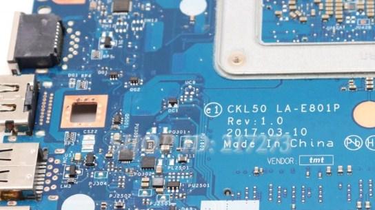 LA-E801P Rev1.0 CKL50 HP 15-bs089nia AMD VGA Bios