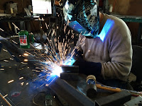 want to be a profesional welder