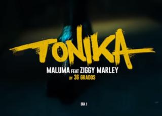 MALUMA ft. ZIGGY MARLEY - TÓNIKA