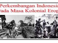 Bahan Ajar Perkembangan Masayarakt Indonesia Pada Masa Kolonial Eropa SMP VII