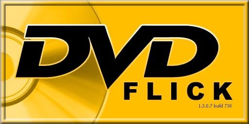 DVD flick 1.3.0.7 Build 738 + Instrucciones + 53 Plantillas de menú | Graba varios videos en un DVD con menús