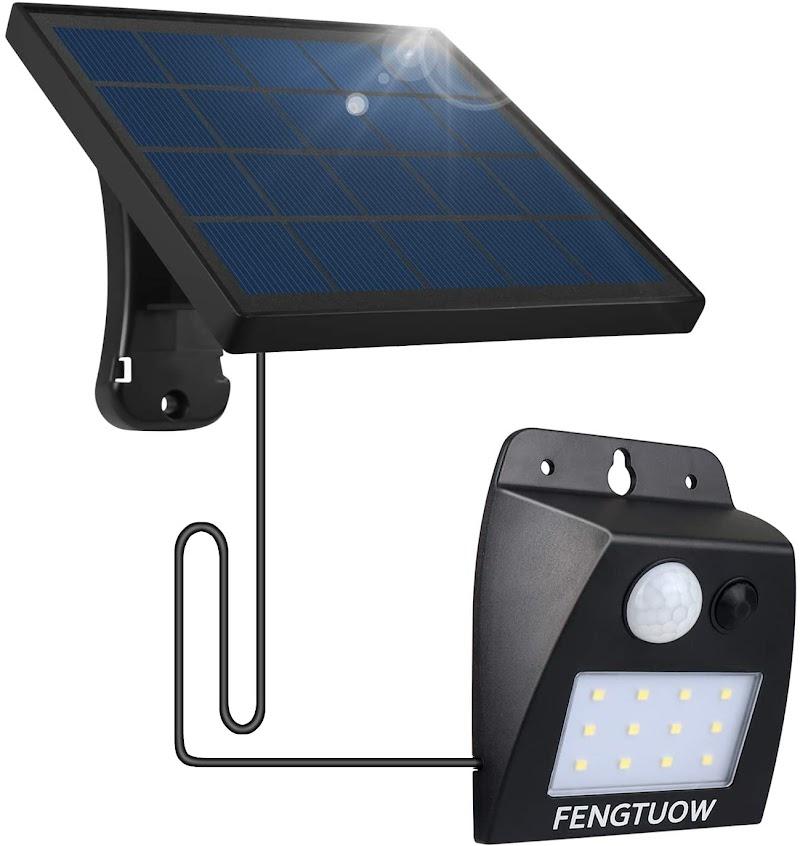 40% off Solar Lights Outdoor 2LED 350LM Bright Solar Led Flood Lights