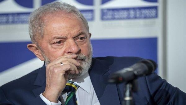 Lula considera necesario juicio político contra Bolsonaro