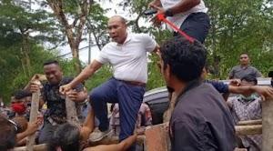 Komnas HAM Minta Viktor Laiskodat Setop Kekerasan di Besipae