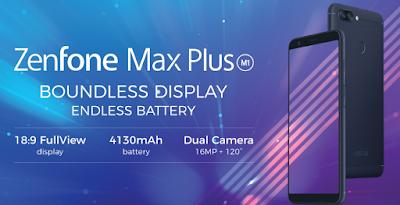Cara Factory Reset dan Hard Reset Asus Zenfone Max Pro M1