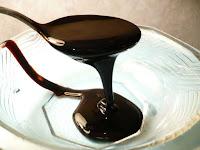 Жженый сахар или чёрная патока (меласса).- 0,5 стакана.