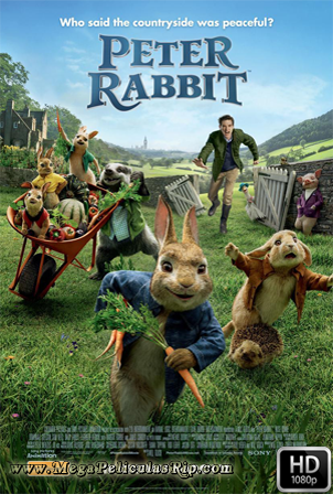 Peter Rabbit [1080p] [Latino-Ingles] [MEGA]