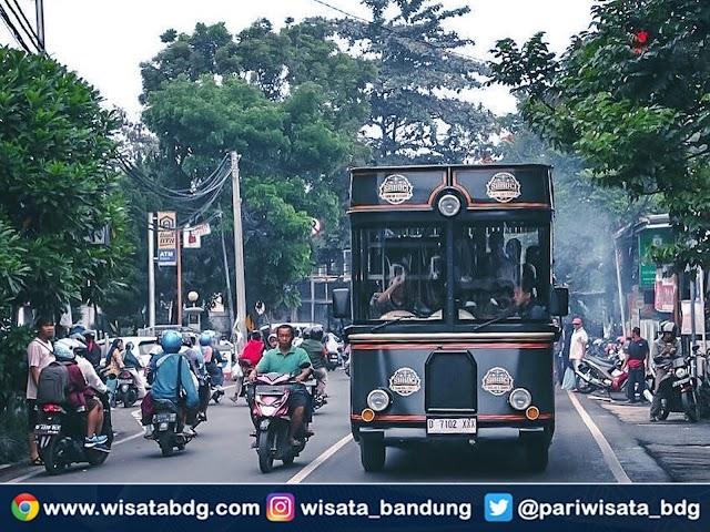 Bus Wisata Cimahi Sakoci Kembali Beroperasi, Ini Harga Tiket dan Rutenya