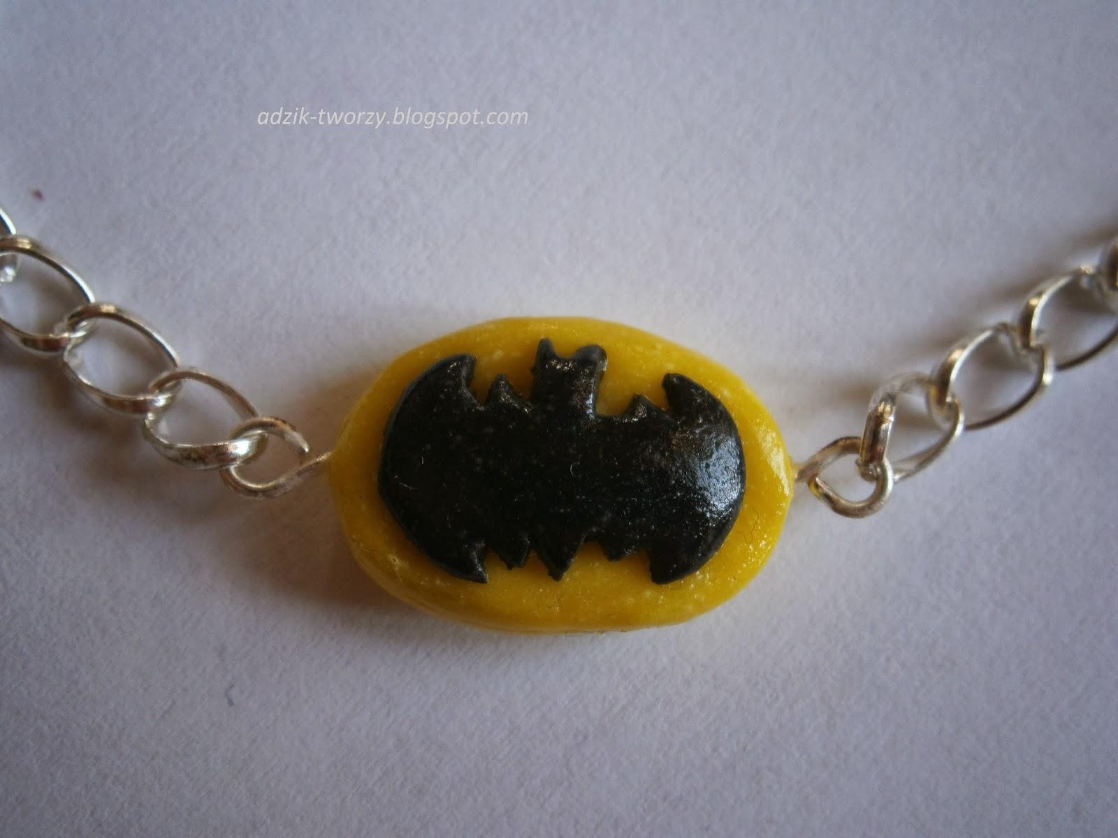 Biżuteryjny Batman