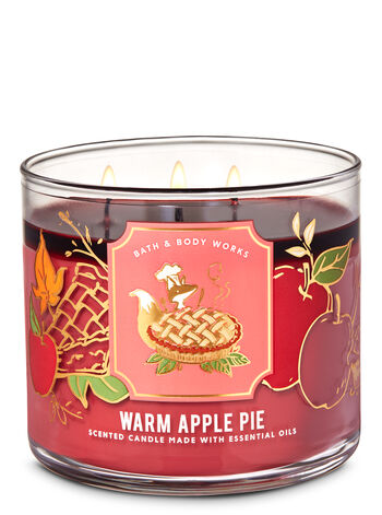 Bath and Body Works Warm Apple Pie