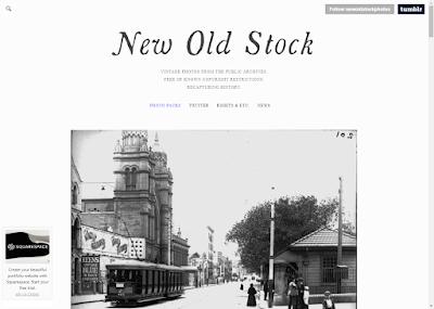 موقع New Old Stock