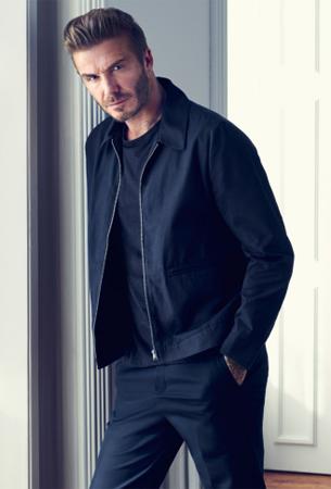 colección de ropa David Beckham para H&M Modern Essentials primavera verano 2016