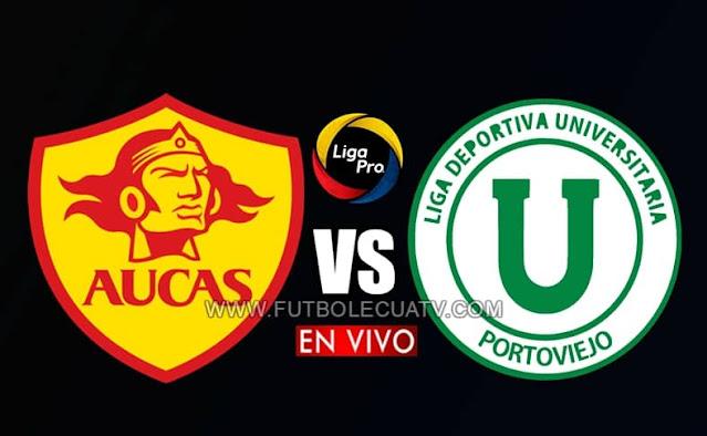 Aucas y LDU Portoviejo se enfrentan en vivo desde las 19h00 horario local, por la fecha quince del campeonato ecuatoriano siendo transmitido por GOLTV Ecuador a jugarse en el reducto Gonzalo Pozo Ripalda. Con arbitraje principal de Henri Arizaga.