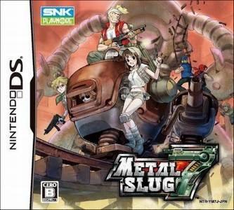 Rom Metal Slug 7 NDS