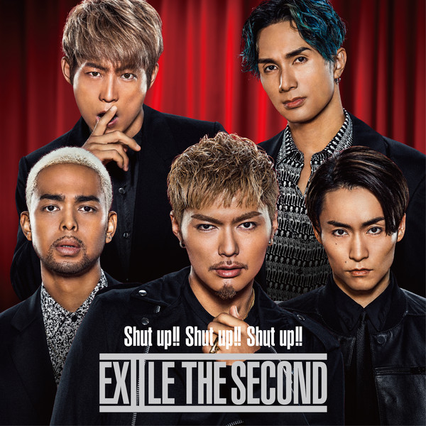 [Single] EXILE THE SECOND – Shut up!! Shut up!! Shut up!! (2016.08.24/MP3/RAR)