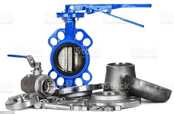 Great application of butterfly valve - API 609