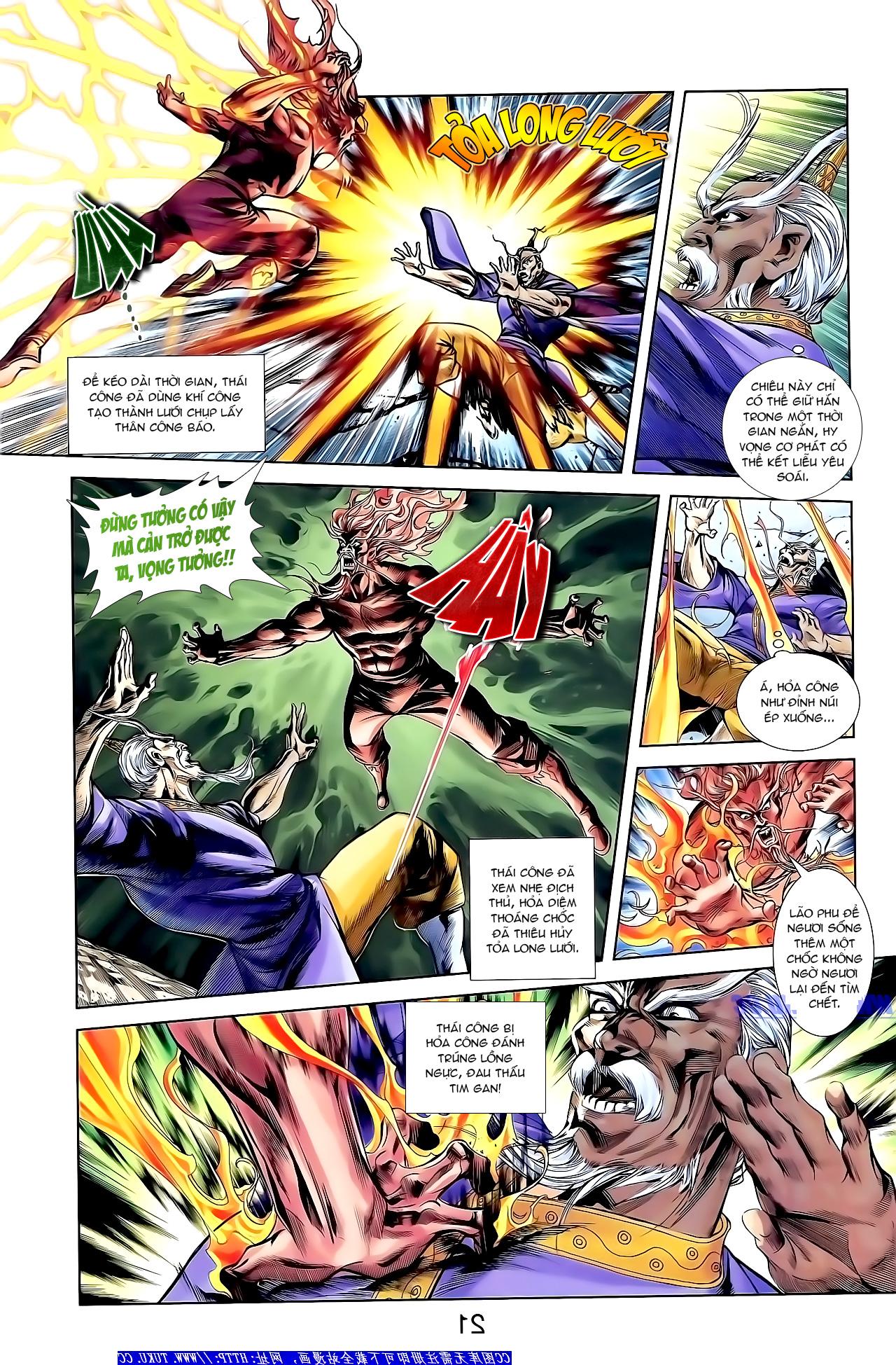 Cơ Phát Khai Chu Bản chapter 156 trang 14
