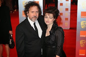 On Sunday, Helena Bonham Carter 1st appeared at Go