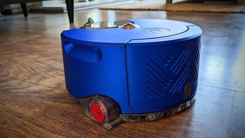 Dyson 360 Heurist Robot Vacuum Review
