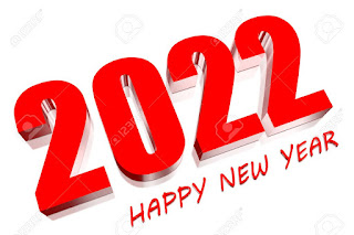 Happy New Year 2022 Posters