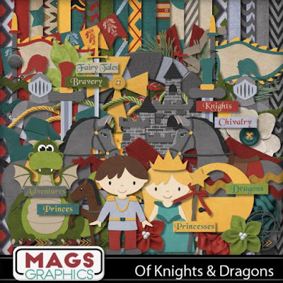 Of Knights And Dragons