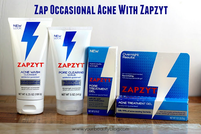 Zap Occasional Acne With ZAPZYT