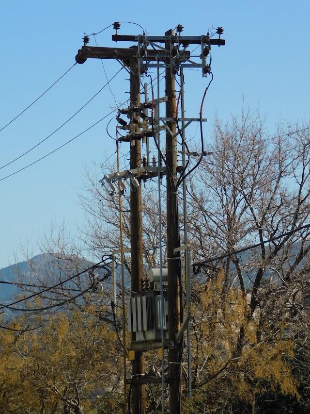 ΔΕΔΔΗΕ Α.Ε. - Τα σημεία που έχουν προγραμματιστεί διακοπές ρεύματος στο Δήμο Ηλιούπολης για την Παρασκευή 16 Απριλίου 2021.