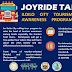JOYRIDE TA! Free Iloilo City tour to frontliners