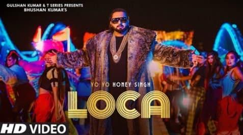 Loca Lyrics in Hindi, Yo Yo Honey Singh