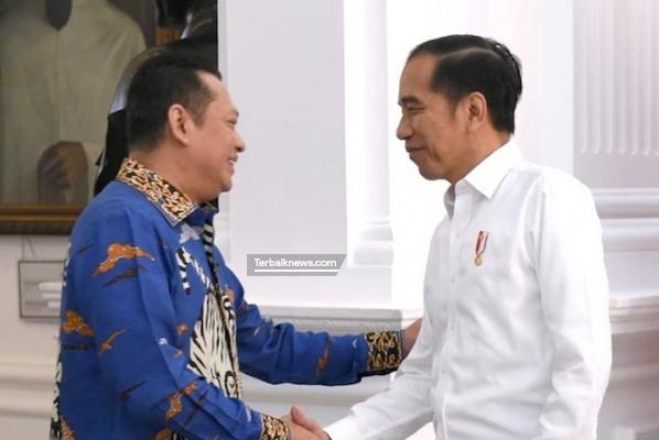 Jokowi soal Wacana Jabatan 3 Periode: Ada yang Ingin Cari Muka