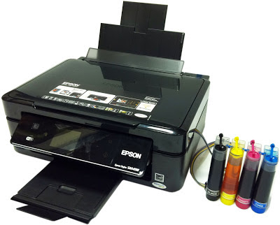 printer epson with ciss