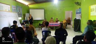Sosialisasi Penangkaran Benih Jagung Hibrida di Desa Bontomanai