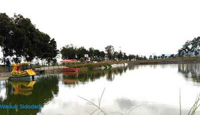 Waduk Sidodadi, Banyuwangi
