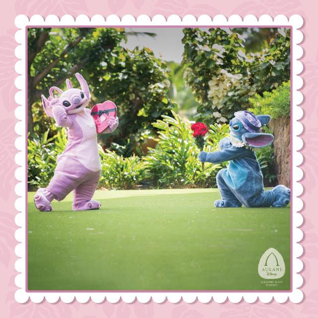 安琪, Angel-arrived-to-Aulani-a-Disney-Resort-and-Spa