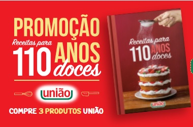 Cadastrar Promoção 110 Anos União Prêmios 500 Reais Todos os Dias Sorteio 110 Mil Reais