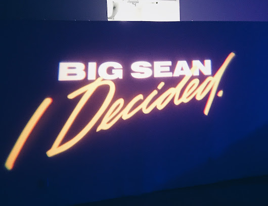 @BigSean #IDecided NYC Listening Party