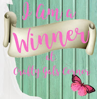 Winner - Crafty Gals Corner - 12th June 2020