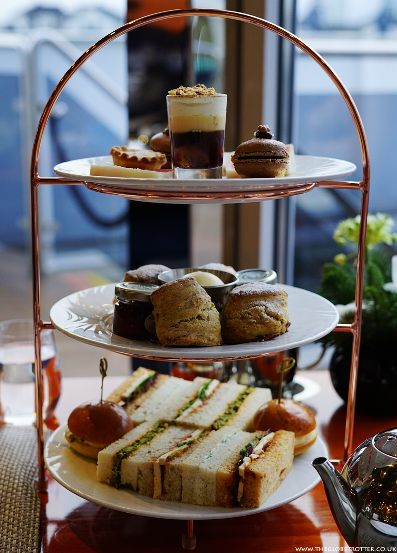 Festive Afternoon Tea at Sunborn London