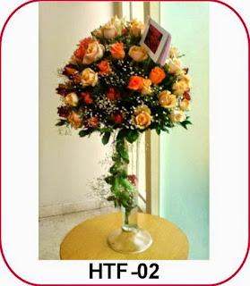 Karangan Bunga Papan Warakas
