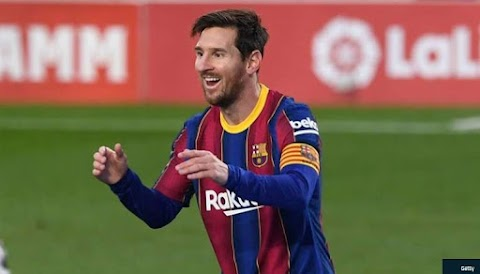WOW!! Barcelona Are Planning To Name Camp Nou After Lionel Messi