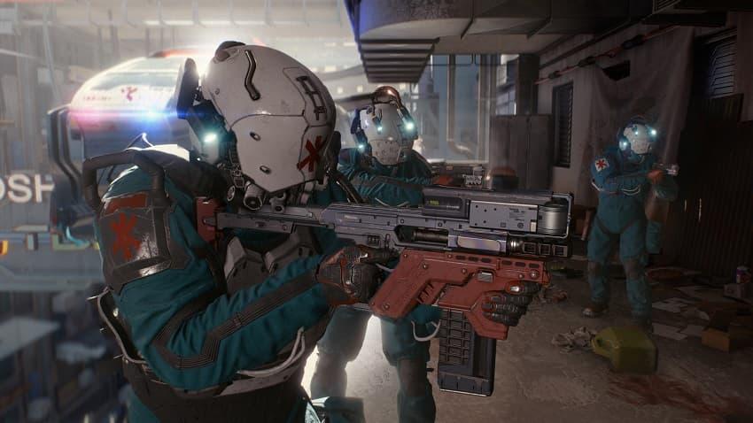 CD Projekt RED показала свежие трейлер и геймплей ролевого боевика Cyberpunk 2077