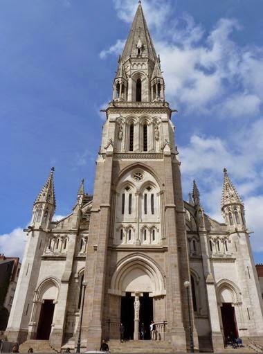 Nantes, Iglesia de San Nicolás.
